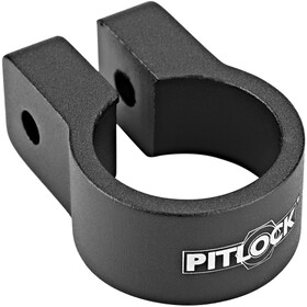 Pitlock Setepinneklemme black